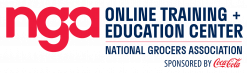 N.G.A. Online Training and Education Center – Retail, Supermarket Training, Grocery, Customer Service, Online, E-Learning Logo